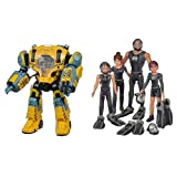 Simba 109391006 - Die Nektons gelber Nekbot / voll beweglich / Unterwasserroboter der Nektons &...