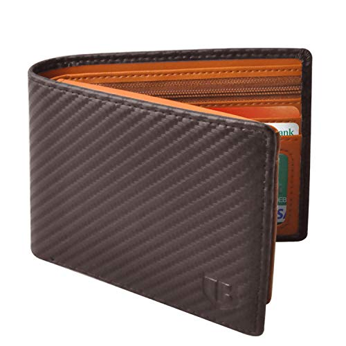 BIAL Mens Wallet, RFID Blocking ...