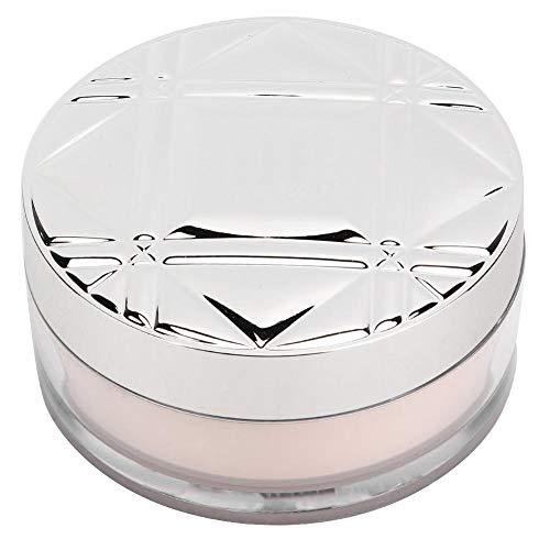 Poudre libre, poudre de maquillage huile mate Control Face Cosmetic Powder pour fixer le maquillage ou comme base, Beauty Invisible Bloring Powder, 24gx(#2/24g)