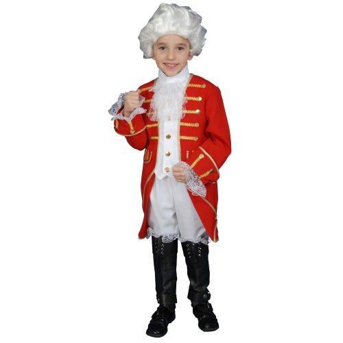 Dress Up America Costume de luxe pour garçon victorien