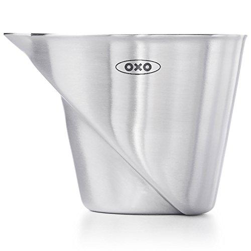 OXO計量カップアングルドメジャーカップステンレス