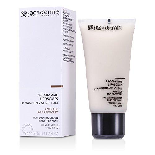 Académie Mousse/Lotion Nettoyante/Exfoliante Programme Liposomes Anti-Âge Traitement Quotidien 50 ml