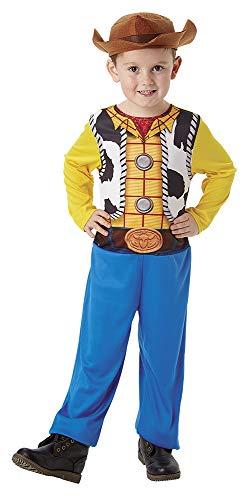 Toy Story 4 - kostuum Woody (Rubies 300354-S)