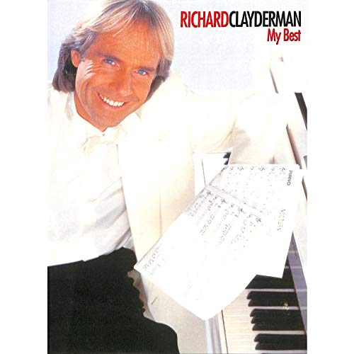 Richard Clayderman My Best - Klavier Noten - ML2093-9788882919764