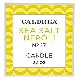 Caldrea - candela Bougie mare sale Neroli - 8,1 oz.