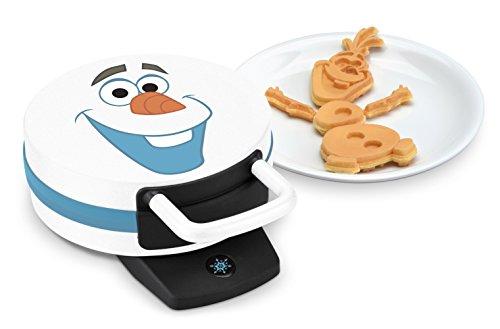 Disney DFR-15 Olaf Frozen Waffle Maker, White by Disney