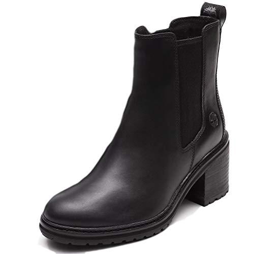 Timberland Damen Chelsea Boots Sienna schwarz 39