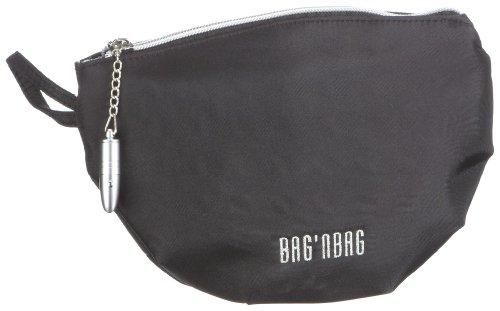 Bodenschatz Damen Taschenorganizer, Schwarz (Black 001), 23x15x7 cm