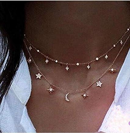 8m Nordvpn Simple Chapado en Oro Tassel Coin Bar Collar Clavícula Cadena Charm Joyería Plata*1 (I)