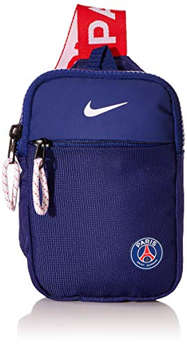 Nike Paris Saint-Germain Stadium Umhängetasche, für Herren, Deep Royal Blue/University Red/White, Einheitsgröße