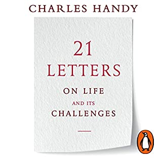 21 Letters on Life and Its Challenges audiobook cover art