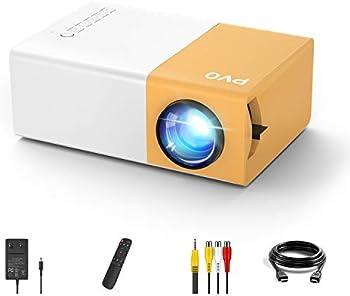PVO YG300 Pro LED Portable Mini Projector