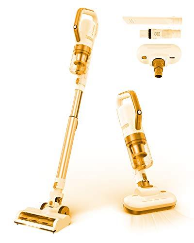 APOSEN Cordless Vacuum Cleaner, 4 in 1 Stick Vacuum...