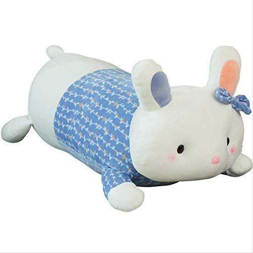 JIAL Weiches Spielzeug 60 cm Stich plüschtys Cartoon schmale Kaninchen Puppe kleine Kinder mädchen Puppe Geburtstag Geschenk gefüllte Tier Chongxiang