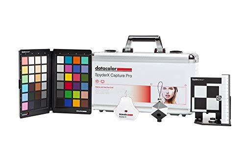Datacolor SpyderX Capture Pro: Das ultimative Farbmanagement-Toolkit von der Aufnahme bis zur Bildbearbeitung