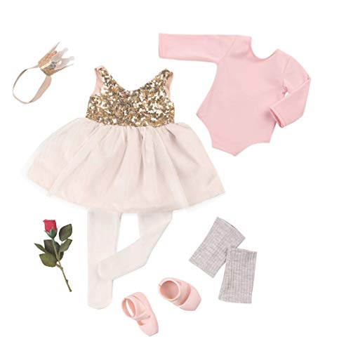 Our Generation BD30298Z Deluxe Ballerina Outfit Puppenzubehör