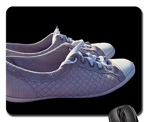 Mauspad - Schuhe Stoffschuhe Leinwand Schuhe Sportschuhe