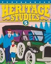 Heritage Studies 5 Student Text, 9781606829332, 1606829335, 2016