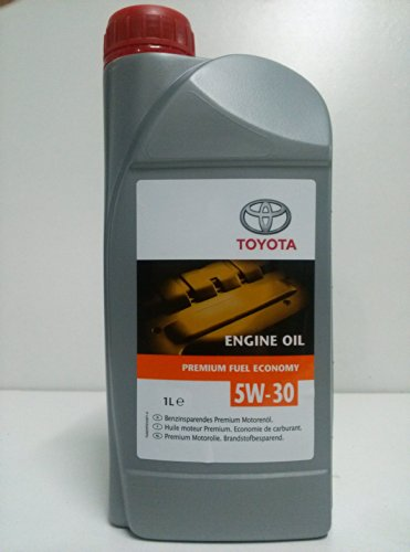 Toyota - Envase de 1 litro de aceite 5w-30 original