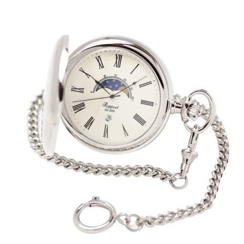 ラポート(Rapport)懐中時計 PW81と懐中時計専用スタンドのセット
