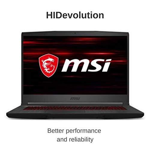 Compare HIDevolution MSI GF65 Thin (MS-GF65252-HID8) vs other laptops