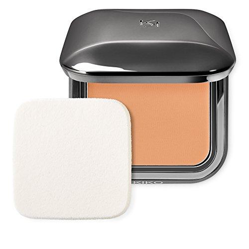KIKO Milano Nourishing Perfection Cream Compact Foundation N80 | Base de maquillaje compacta en crema emoliente e iluminadora, SPF 20
