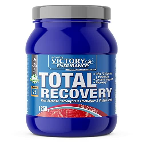VICTORY ENDURANCE Total Recovery, Maximiza la recuperación después del entrenamiento, Enriquecido...