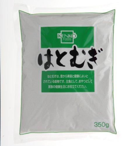 健康フーズ はとむぎ粉末 350g ×2セット