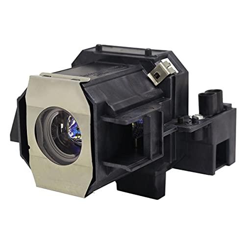 ELPLP35/V13H010L35 - Lámpara de proyector de repuesto para Epson Cinema 550 V11H223020MB EMP TW520 EMP TW600 EMP TW620 EMP TW680 (color: ELPLP35 CBH)