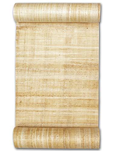 Papyrusrolle aus Ägypten - Schriftrolle selbst beschreiben - Papyrus ein orientalisches Naturprodukt - Forum Traiani - Blanco Einladung für Hochzeitsrollen beschriften