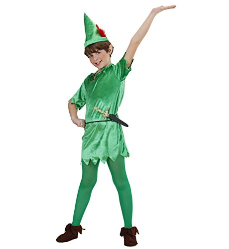 WIDMANN - Costume Peter, in Taglia 8/10 Anni