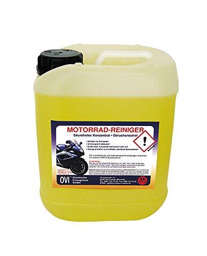 OVI Motorradreiniger 5 Liter (6,96€ / Liter)
