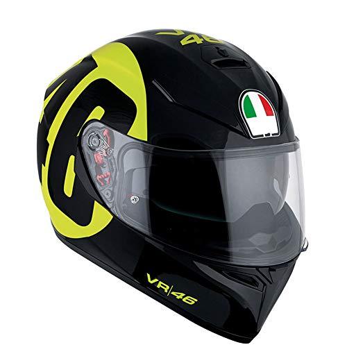 Casco de moto de doble lente, universal para las cuatro estaciones, casco integral antiempaños, para hombres y mujeres, cálido invierno