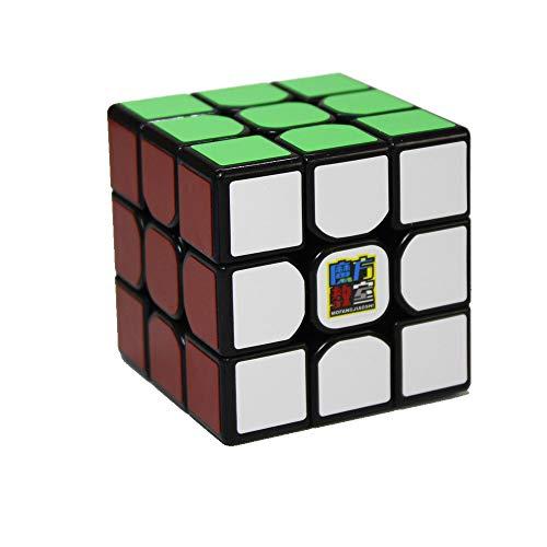 OJIN MOYU MOFANGJIAOSHI MF3RS 3x3x3 Cubo Cubing Classroom 3x3 Cubo Cubo Profesional (Negro)