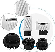 XingYue Direct 4 Stks Plastic Drive Gear Shaft Gear Set, Zanger Naaimachine Gear Kit Haak Drive Gear Set Naaimachine Zange...