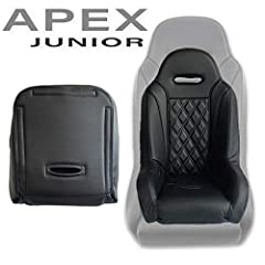 Off-Road Use ONLY A must have for your little ones to make them more comfortable on the ride Designed to fit inside of all stock and aftermarket UTV Seats Fits Polaris, Canam, Yamaha, and many more! Padded bottom to make sure that your seats will not...
