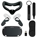 VRbrother Touch Controller Grip Cover&TPU...
