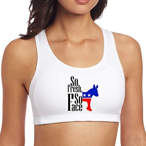 Damen Sport BH So Fresh Yoga Vest Fitness Tanktops