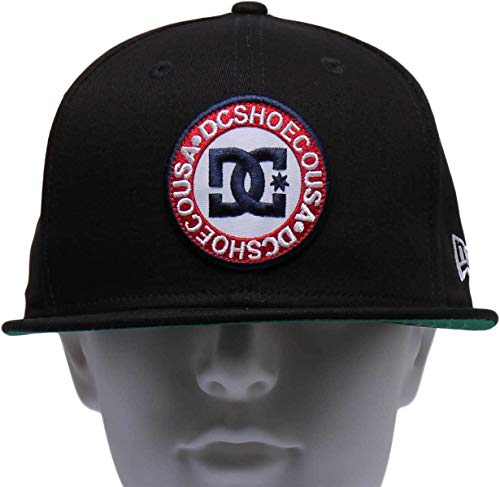 DC Shoes Speedeater Gorra, Hombre, Negro (Anthracite Solid), Talla Única
