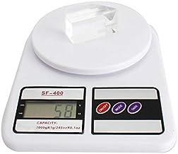 ميزان رقمي لتوازن الطعام والحفاظ على الحمية عالي الدقة، مقياس رقمي الكتروني للمطبخ 10 كغم