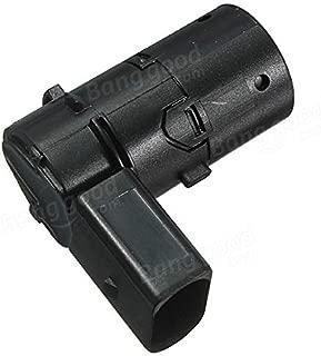 Parking Sensor For 4B0919275 7M3919275 Black -Automobiles & Motorcycles Car Alarm & Security -1 X Parking Sensor