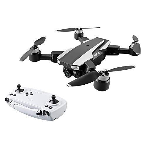 Perfeclan S105 Pro Drone 5G FPV sin escobillas 4K HD Cámara GPS RC Quadcopter 500 Metros Plegable sígueme, Mantenimiento de altitud - 4K HD 2 Batería