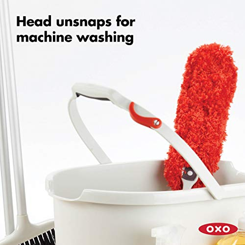 OXO Good Grips Microfiber Hand Duster