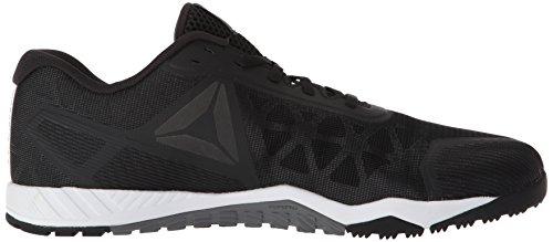 Reebok ROS Workout TR 2.0 Chaussures d'entraînement pour homme, Bleu (Noir/caoutchouc Rbk /...