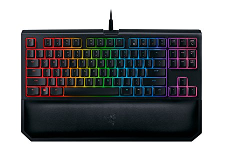 Teclado Razer Blackwidow Tournament Chroma V2 (Yellow Switch)