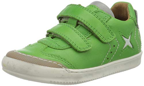 Froddo Unisex-Kinder G3130144 Kids Shoe Sneaker, Grün (Green I18), 35 EU