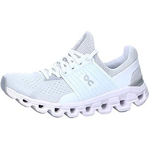 ON Running Cloudswift Women's Road Shoe (Glacier/White, 8.5)