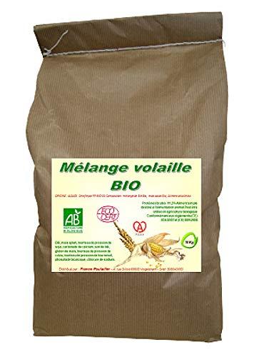 FP Aliment Bio Melange pour VOLAILLE/Poules PONDEUSES...