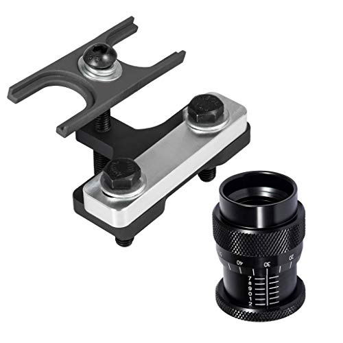 Royalo LS Valve Spring Compressor and Precise Height Micrometers Tool for 4.8, 5.3, 5.7, 6.0, and 6.2L LS Engines