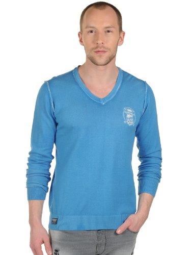 Kaporal hommes Pullover - Bleu - Medium